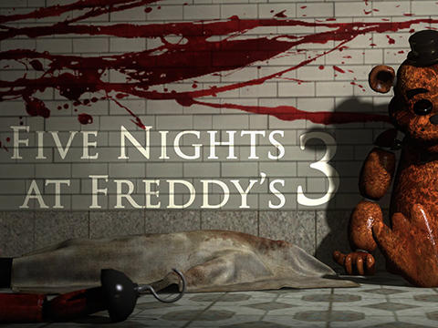 Five Nights at Freddy's 3 MOD (All Unlocked) APK Download
