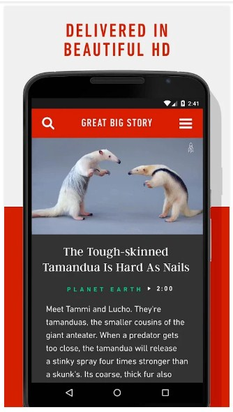 Great Big Story APK for Android
