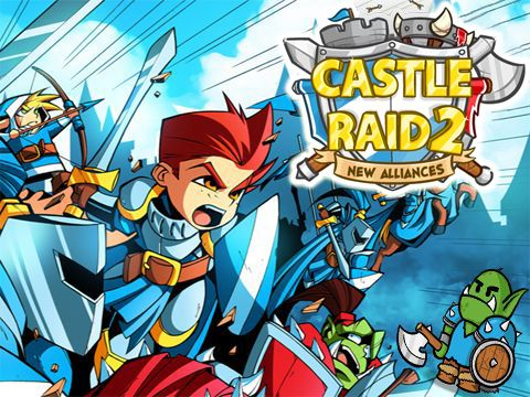Castle raid 2 MOD (free shopping) APK + OBB for Android