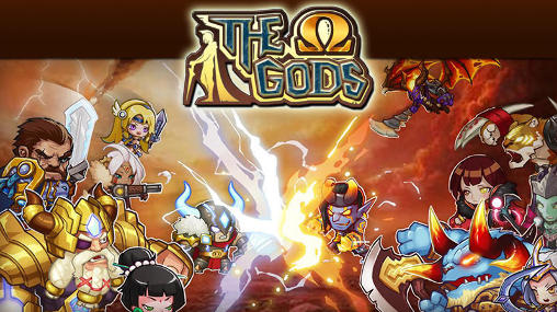 The Gods Omega v1.5.0 Mod Apk Download