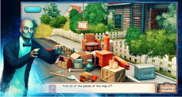Behind the Reflection MOD APK + OBB Download