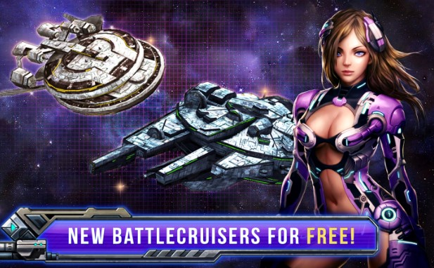 Galactic Phantasy Prelude Mod Apk + Data Download