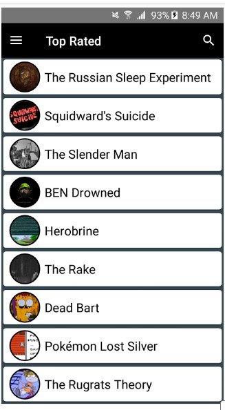 Creepypasta Reader APK for Android