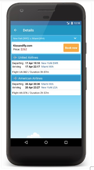 Flights  APK for Android