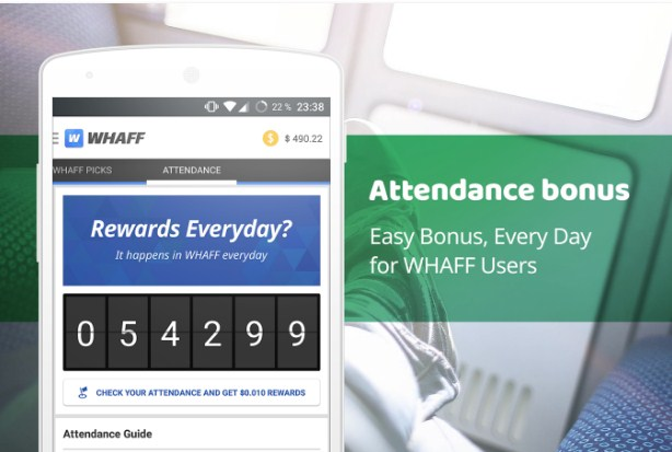 WHAFF Rewards APK for Android