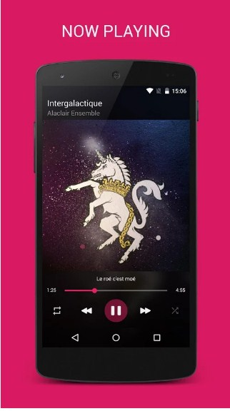 BlackPlayer Music Player apk for Android