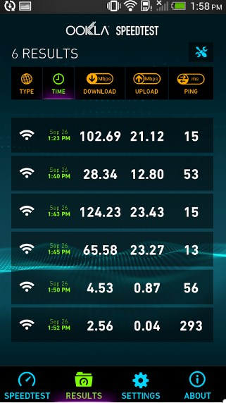 Speedtest.net APK for Android