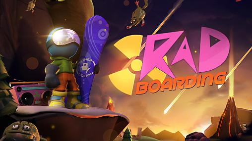 RAD Boarding MOD APK + OBB Download