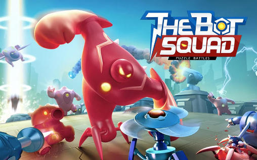 The Bot Squad: Puzzle Battles MOD APK + OBB Download