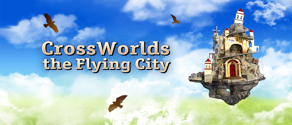 CrossWorlds: the Flying City MOD APK + OBB Download