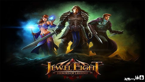 Jewel Fight: Heroes of Legend MOD (Unlimited Gems) APK + OBB Download