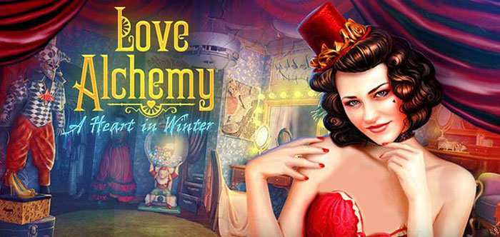 Love Alchemy:A Heart in Winter Mod Apk + Data Download