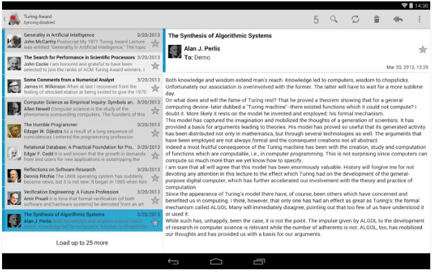 K-9 Mail APK for Android