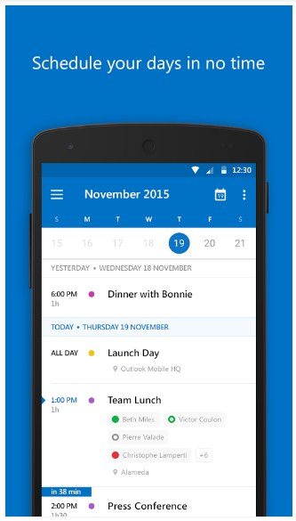 Microsoft Outlook APK for Android