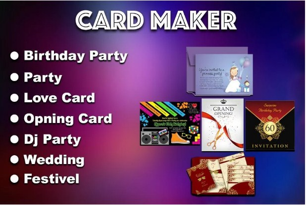 Invitation Maker APK for Android