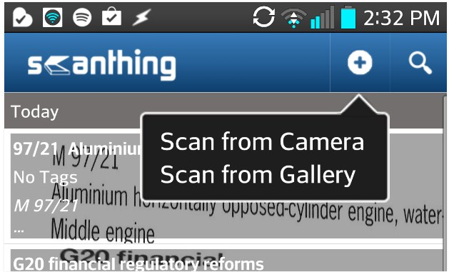 Scanthing OCR Apk For Android
