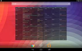 Touch Calendar Free Apk For Android
