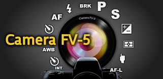 Camera FV-5 (Paid/Patched) Apk For Android