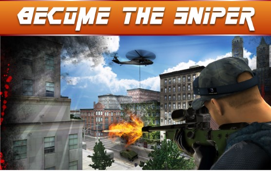 Sniper Ops 3D – Shooting Game Mod Apk Download