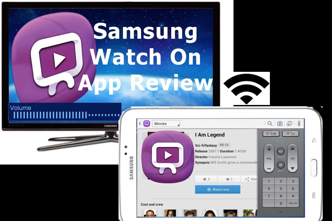 Samsung WatchON (On TV) Apk For Android
