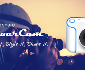 Wondershare PowerCam Apk For Android