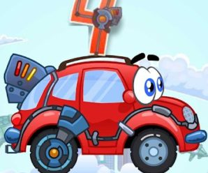 Wheely 4 Time Travel : Physics Based Puzzle Game APK Download