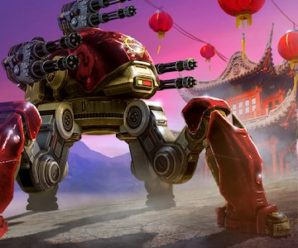 War Robots MOD (Inactive Bots) APK + OBB for Android