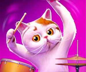 Cat Drummer Legend – Toy APK for Android
