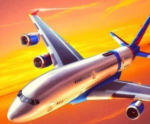 Flight Sim 2018 MOD (Unlimited Money) APK + OBB for Android