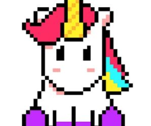 Unicorn Art Pixel – Color By Number APK for Android