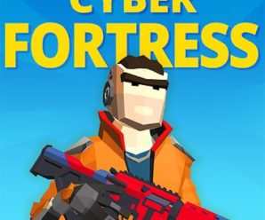 Cyber Fortress: Cyberpunk Battle Royale Frag Squad APK for Android