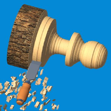 Woodturning (MOD, Free Shopping) APK For Android
