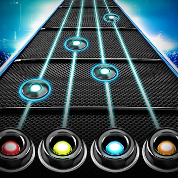 Guitar Band Battle (MOD Auto Perfect/High Combo) APK For Android