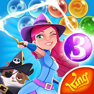 Bubble Witch 3 Saga (MOD, Lives/Upgrades/Stardust) APK Download