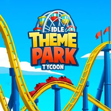 Idle Theme Park Tycoon (MOD, Unlimited Money) APK For Android