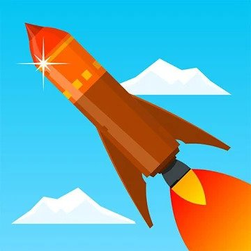 Rocket Sky! (MOD, Free Upgrade) APK For Android