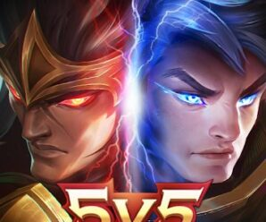 Champions Legion | 5v5 MOBA APK For Android