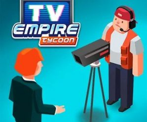 TV Empire Tycoon (MOD, Unlimited Money) APK Download